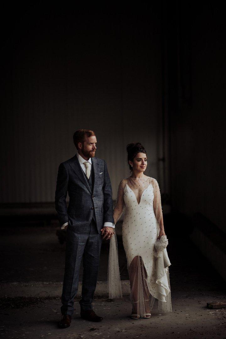 Melissa + Matt @ Springdale Station