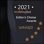 Wedding Rule Editor's Choice Award Winner